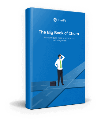 Get the Definitive Guide To Churn Reduction. Completely Free!